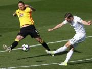 Watford - Swansea City: Trả giá vì sai lầm