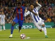 Chi tiết Barcelona - Sociedad: Nỗ lực vô vọng (KT)