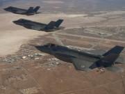 Thế giới - Mỹ đưa tiêm kích F-35 tới châu Âu giữa căng thẳng với Nga