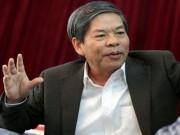 Bị kỷ luật trong vụ Formosa, nguyên Bộ trưởng Nguyễn Minh Quang nói gì?