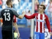 """Bóng đá - Chuyển nhượng MU: 126 triệu bảng để """"rút ruột"""" Atletico"""