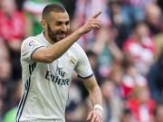 """Bóng đá - Tin HOT bóng đá tối 16/4: Arsenal trả """"tiền tấn"""" vì Benzema"""