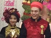 """Phim - Quán quân Cười xuyên Việt """"bí mật"""" tổ chức đám cưới"""