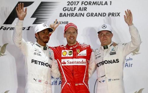 BXH F1 - Bahrain GP: Người hùng vượt mặt siêu sao - 1