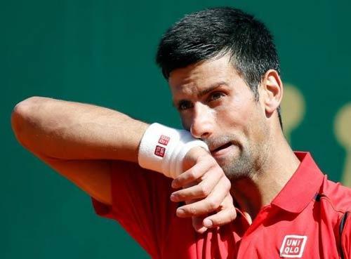 Tin thể thao 17/4: Djokovic muốn bền bỉ như Federer