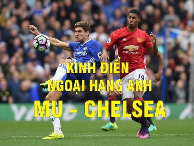 """Chelsea: """"Cái tát"""" từ MU và bài học cho Conte - 4"""