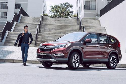Honda Việt Nam khuyến mãi hấp dẫn cho Honda CR-V và Honda Accord - 1