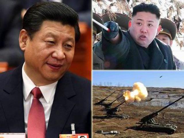 """Phóng tên lửa đạn đạo, Triều Tiên """"nhắn nhủ"""" Trung Quốc?"""