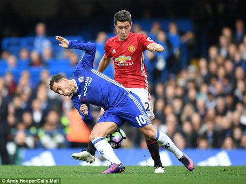 """Triệu fan Chelsea đòi """"bỏ tù"""" Herrera, trọng tài hứng gạch đá - 1"""