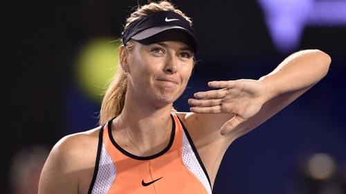 """Tin thể thao HOT 17/4: Sharapova không bị """"chơi xấu"""" - 1"""