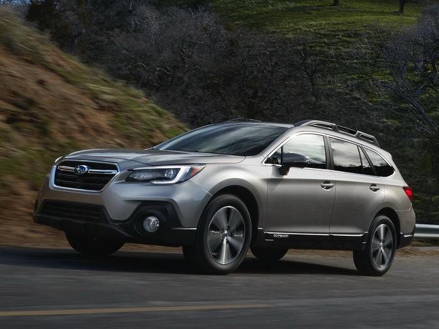 Subaru Outback 2018 có giá chỉ 602 triệu đồng
