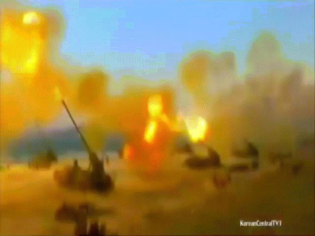 Vì sao cả Mỹ và Triều Tiên đều ngại chiến tranh tổng lực? - 6