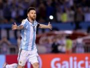 """Messi bị cấm 4 trận: Không  """" quỳ gối """" , tuyên chiến FIFA"""