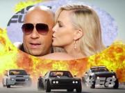 """Fast 8  """" hốt """"  100 triệu đô quá nhanh quá nguy hiểm"""