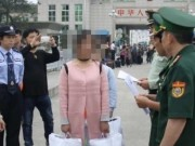 TQ trao trả cô gái Việt Nam 17 tuổi bị bắt cóc làm vợ