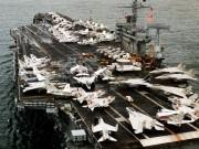 Thế giới - 3 tàu sân bay hạt nhân Mỹ rầm rộ áp sát Triều Tiên
