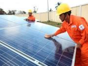 Thị trường - Tiêu dùng - Giá bán điện mặt trời 2.086 đồng/kWh