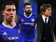 """Chelsea đối mặt  """" sóng ngầm """" : Thầy trò nối nhau tháo chạy"""