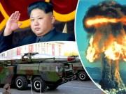 """Thế giới - Sức mạnh đỡ đòn """"bão lửa"""" Mỹ nằm dưới mặt đất Triều Tiên"""