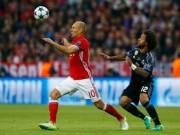 Bóng đá - Tin HOT bóng đá tối 17/4: Robben hiến kế ngược dòng Real Madrid