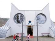 """Tài chính - Bất động sản - Những kiến trúc """"đội lốt"""" động vật siêu đáng yêu"""