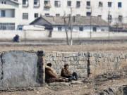 15 ảnh hé lộ cuộc sống ở biên giới Trung Quốc-Triều Tiên