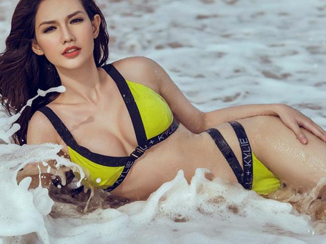 """MC Quỳnh Chi, Diễm Hương """"rời tay"""" đại gia vẫn nuột nà, nóng từng cm"""