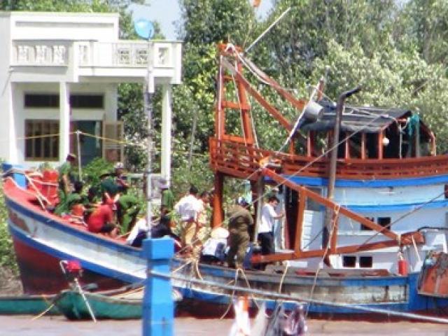 Thực hư chuyện vẫn còn nạn nhân vụ lật tàu ở Bạc Liêu