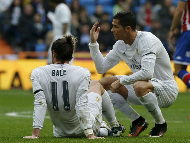 Nghi án Bale âm mưu lật đổ Ronaldo: Gặp quả báo, trả giá cực đắt