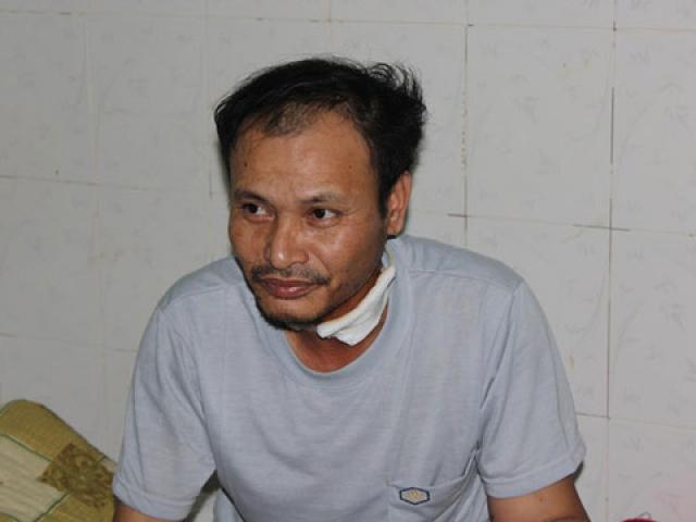 Chém vợ nhiều nhát rồi tự tử vì bị nói… cướp tiền