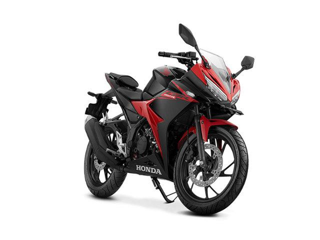 Honda CBR150R thêm màu mới giá 56,3 triệu đồng