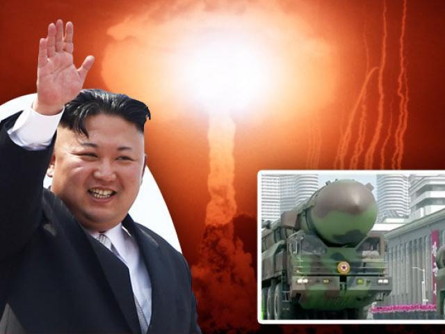 """Chuyên gia: Tên lửa Triều Tiên chỉ cách Mỹ """"một bước chân"""" - 4"""