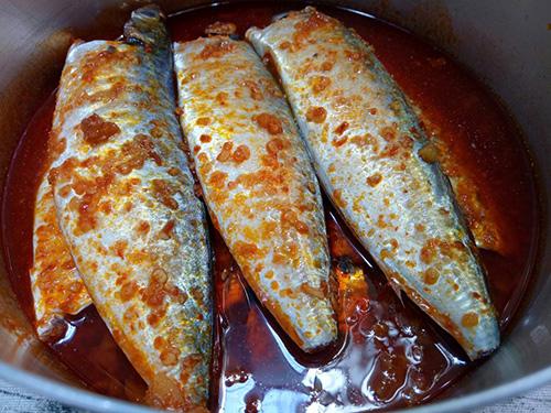 Cá nục kho coca vừa ngon, chắc thịt lại đậm đà - 6