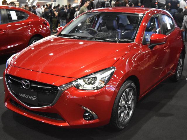 Mazda 2 2017 giá 344 triệu đồng sắp về Việt Nam