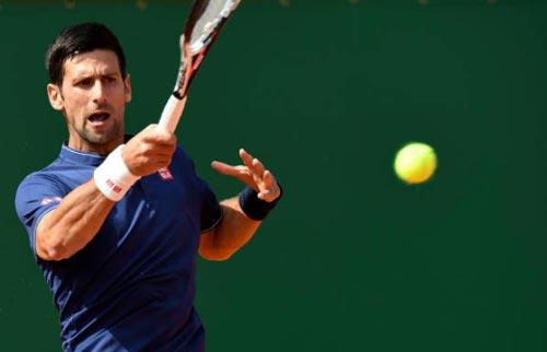 Djokovic - Simon: Dâng tận nơi vẫn vứt đi (V2 Monte Carlo)