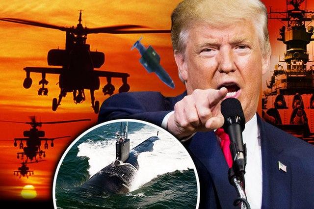 6 vũ khí hủy diệt Trump có thể dùng ở Triều Tiên - 1