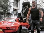 Fast 8 lộ cảnh  tra tấn  siêu xe hút triệu lượt xem