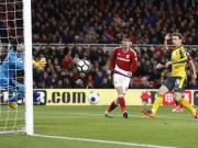Chi tiết Middlesbrough - Arsenal: Bảo vệ chiến quả (KT)