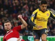 Arsenal vẫn đua top 4, Wenger lí giải cách tân đội hình