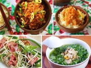 Ẩm thực - Thực đơn 3 món giản dị mà ngon cho ngày lười vào bếp