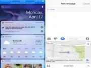 Google Maps dẫn đường ngay trên màn hình khóa iPhone