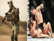 Thể thao - UFC: Võ sỹ kiêm xạ thủ Mỹ tuyên chiến với... IS