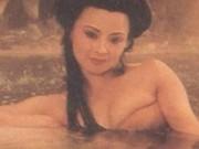 """Mỹ nữ xưa  """" tắm tiên """"  táo bạo hơn đứt dàn diễn viên hiện đại"""
