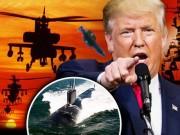 Thế giới - 6 vũ khí hủy diệt Trump có thể dùng ở Triều Tiên