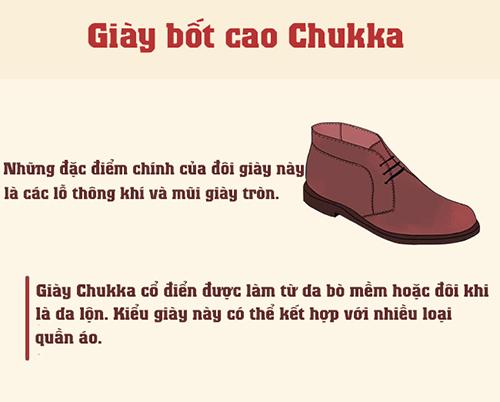 Đồ họa: Đời đàn ông chỉ cần chừng ấy đôi giày là đủ! - 4