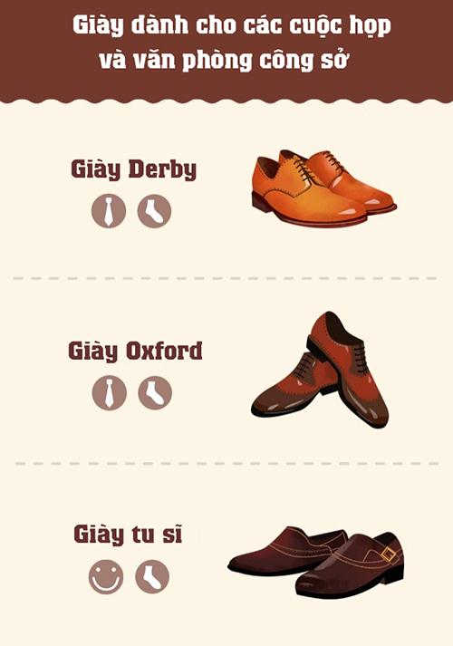 Đồ họa: Đời đàn ông chỉ cần chừng ấy đôi giày là đủ! - 6