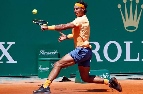 """Monte-Carlo ngày 2: """"Vua"""" Nadal và vật cản đầu tiên - 1"""