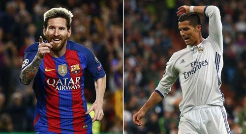 "Cúp C1: Ronaldo lập hattrick, Messi có lên ""cơn điên""? - 2"
