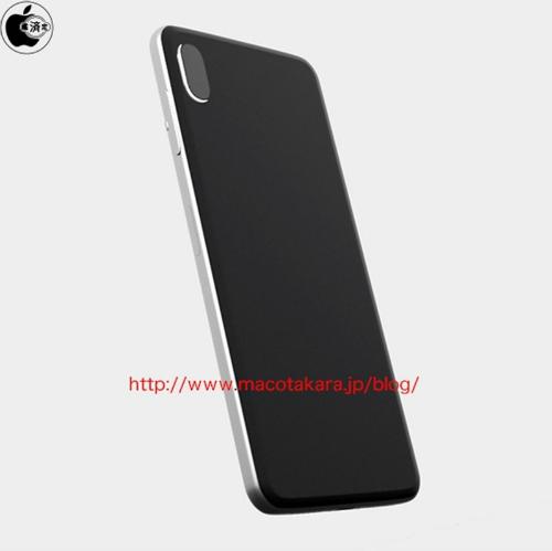 Ngắm iPhone 8 màn hình OLED phẳng, vỏ thép không gỉ - ảnh 2