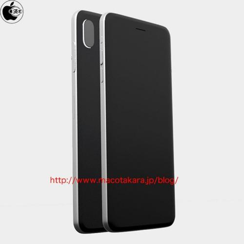 Ngắm iPhone 8 màn hình OLED phẳng, vỏ thép không gỉ - ảnh 3